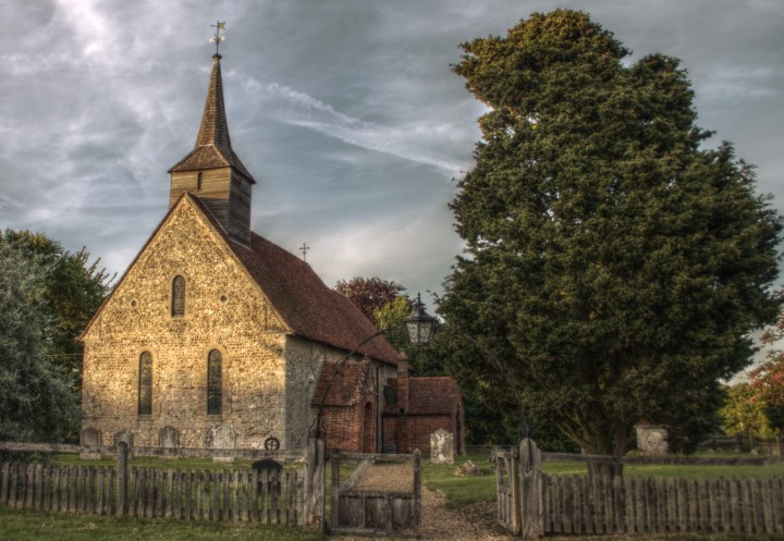 St Germanus Church Copyright: Tony Bronze