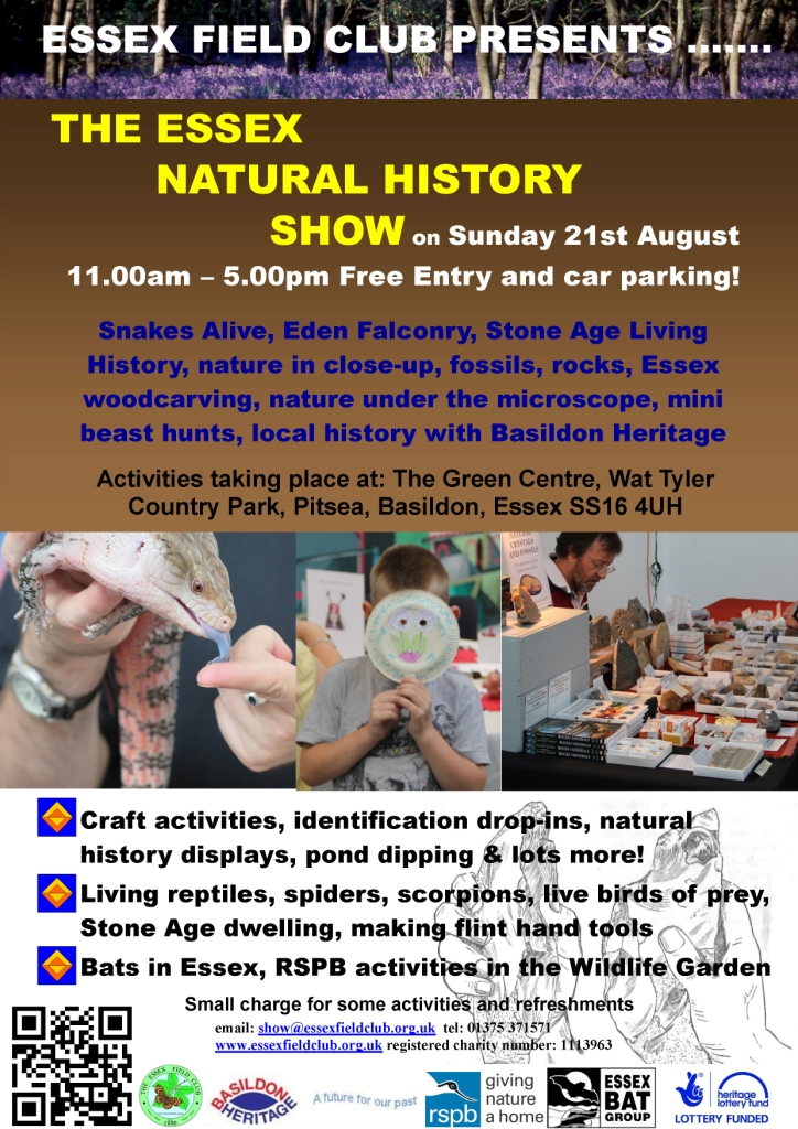 Essex Natural History Show