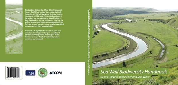 Sea Wall Cover Copyright: Tim Gardiner